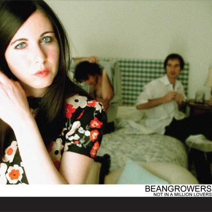 Beangrowers - Not In a Million Lovers, Album Cover