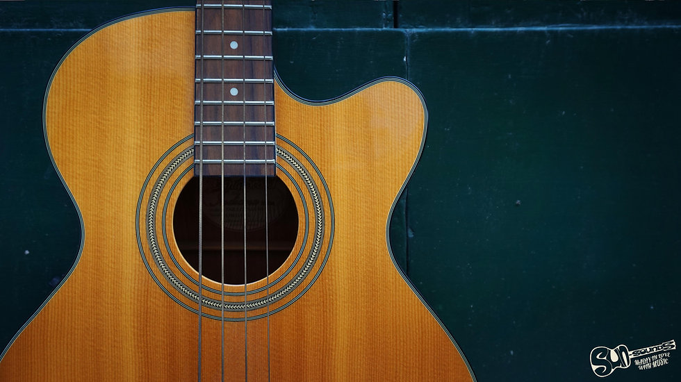 Tanglewood Electro-Acoustic Bass - TAB2 CE