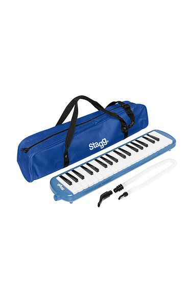 Melodica 37 keys Blue | Stagg