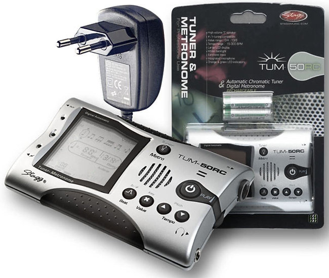 Digital Metronome & Tuner