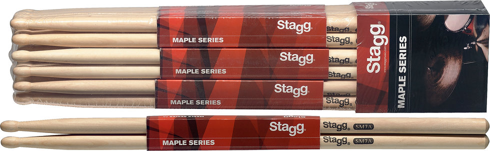 maple drum sticks