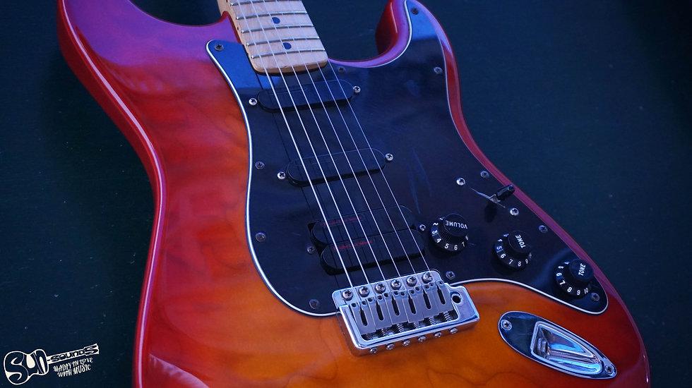 Fender Stratocaster | Mexico, Guitar, Electric Guitar
