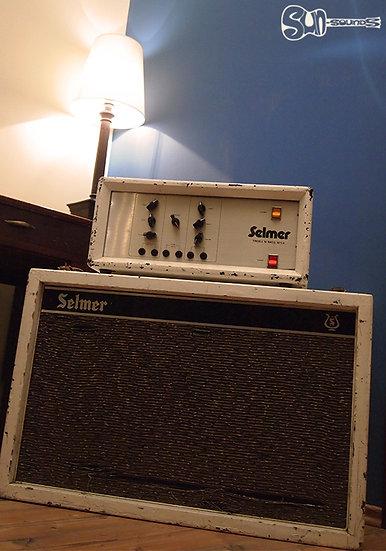 Selmer Treble 'N Bass 50sv, Amp, Amplifier, Selmer Amp
