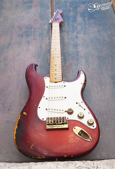 "Fender ""The Strat"" | 1980, Guitar, Electric Guitar"