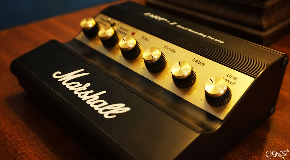 Marshall DRP-1 | PreAmp, Amp