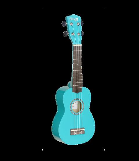 blue soprano ukulele malta