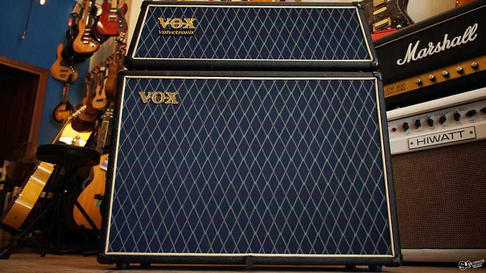 VOX Valvetronix AD60VTH Head & AD212 speaker cabinet