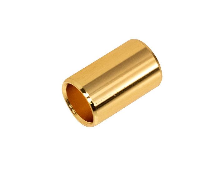 Small copper guitar slide Malta
