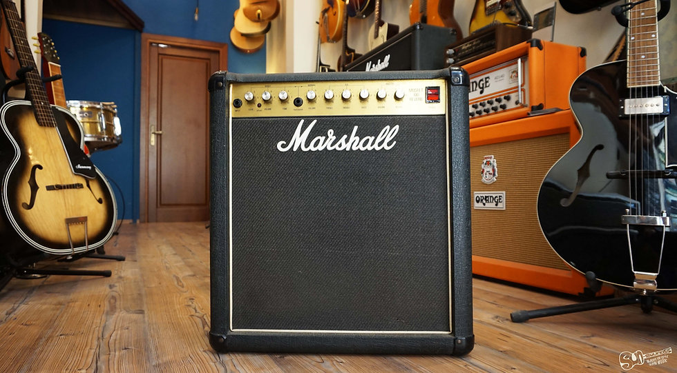 Marshall Mosfet 100 Reverb| 5215, Amp, Amplifier