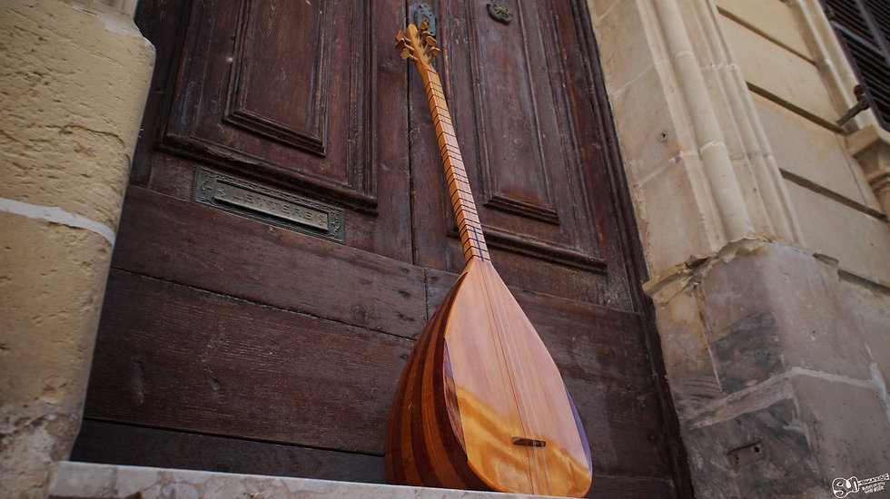 Baglama (Saz) Turkish Instrument
