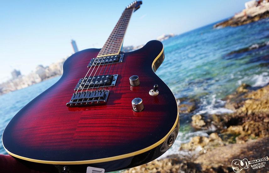 Fender Custom Telecaster FMT HH, Fender Telecaster, Fender Telecaster FMT HH, Sun-Sounds, Fender Malta