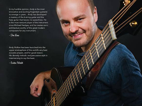 Andy McKee Live in Malta