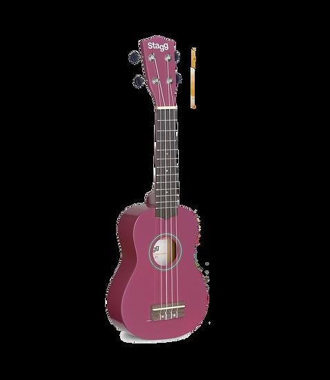 pink ukulele malta
