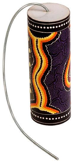 Thunder tube thunder sound african instrument Afro ton