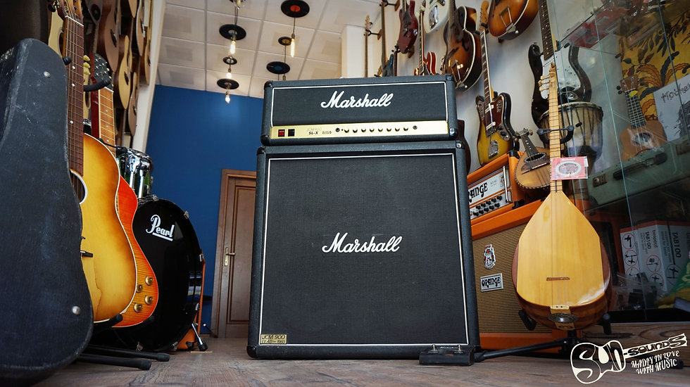 Marshall JCM-900, Amp, Amplifier, Marshall Amp