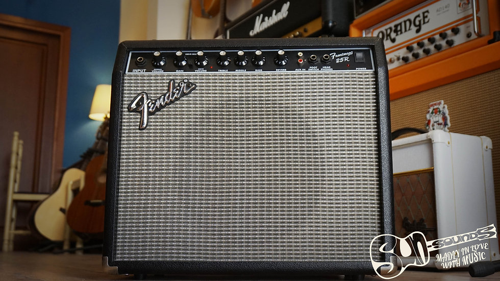 Fender Frontman 25R, Amplifier, Amp