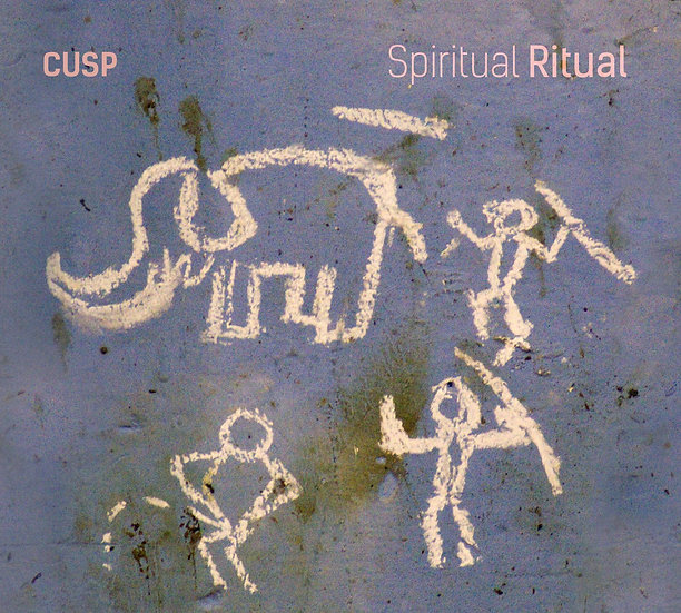 Cusp - Spiritual Ritual, Album Cover