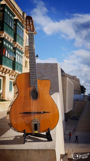 CSL MAC2S Gypsy Jazz Guitar | 1980s