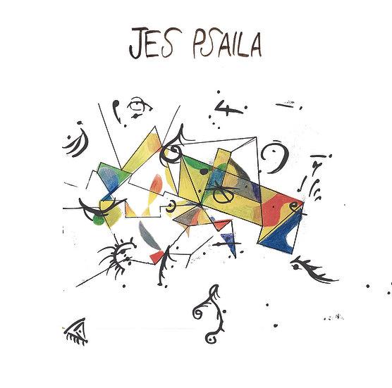 Jes Psaila - Jes Psaila, Album Cover