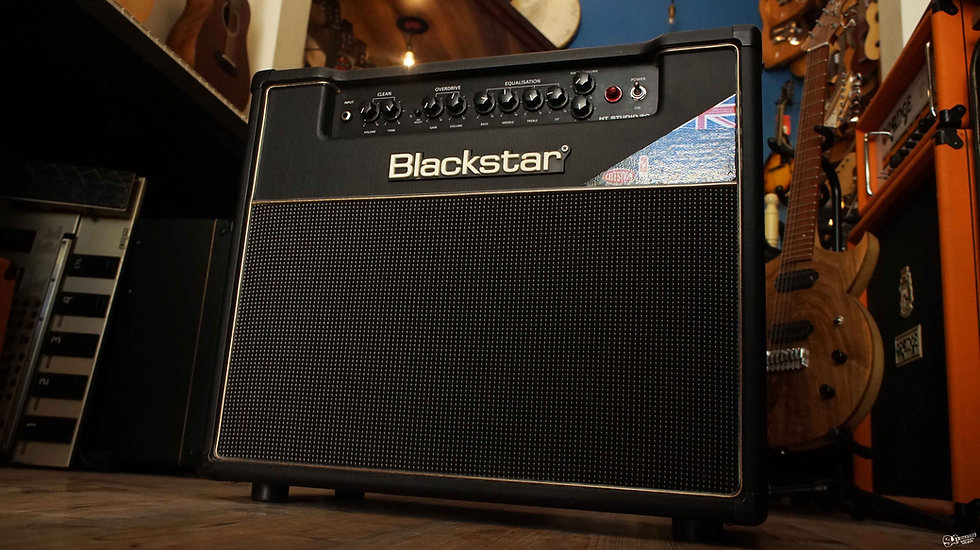 "Blackstar HT 20 Studio | 20 - 20-watt 1x12"" Tube Combo"