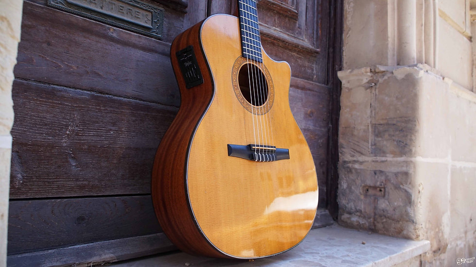 Taylor NS34-CE Classical Guitar