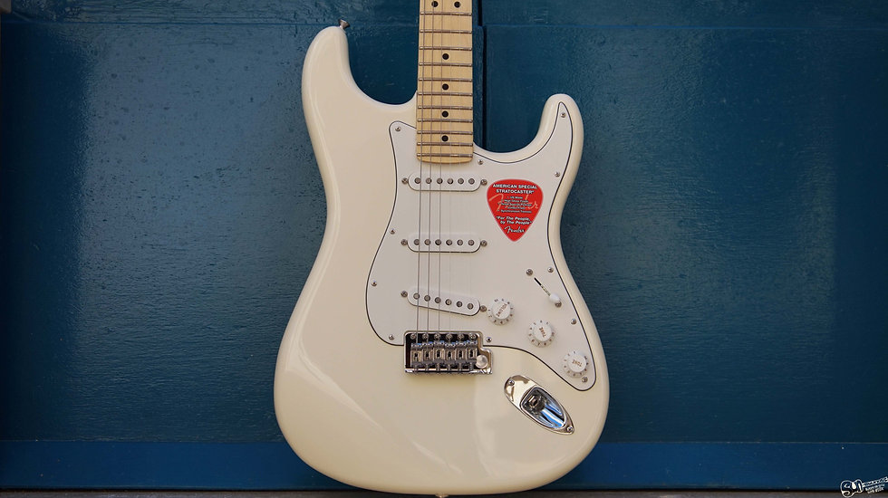 Fender American Special Stratocaster OW