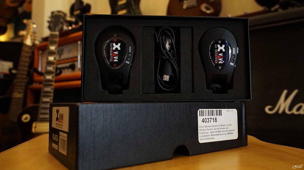 Xvive U2 Wireless Guitar System