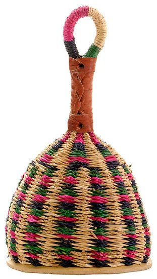 Caxixi Rattle African instrument Afro Ton