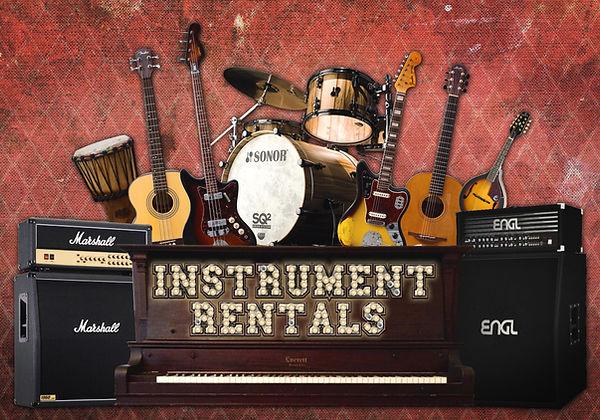 Backline Malta - Instrument Rental
