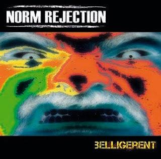 Norm Rejection - Belligerent, Album Cover