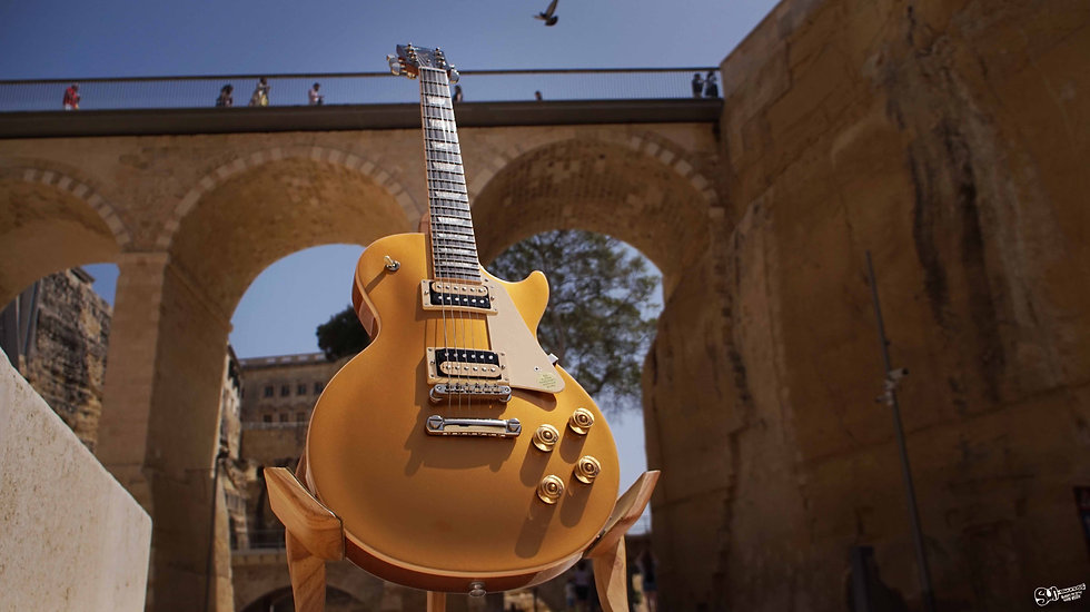 Gibson Les Paul Classic T Gold Top