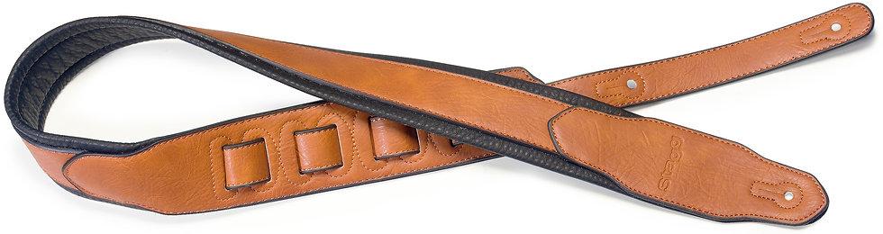 honey coloured guitar strap Malta