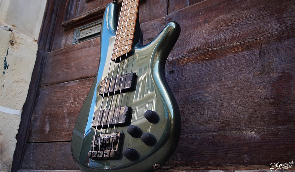 Ibanez SR760-JM Bass guitar from 2003