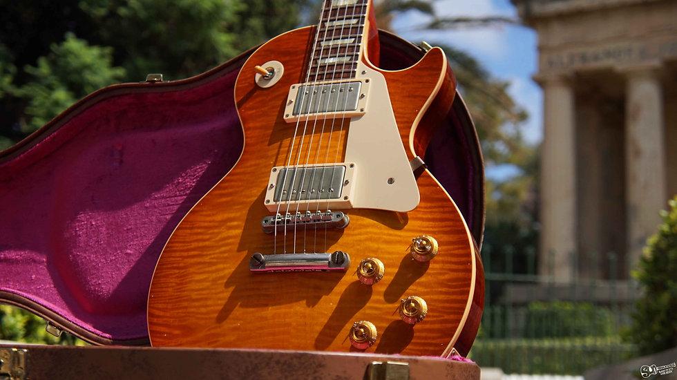Gibson Les Paul R9 | Custom Shop '59 Reissue - Aged