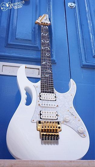 Ibanez JEM 7V-WH, Guitar, Electric Guitar