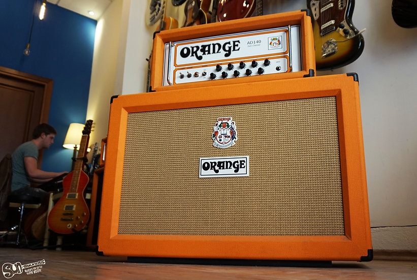 Orange AD140 Twin Channel, Amplifier, Amp, Orange Amp
