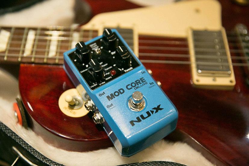 modulation pedal malta
