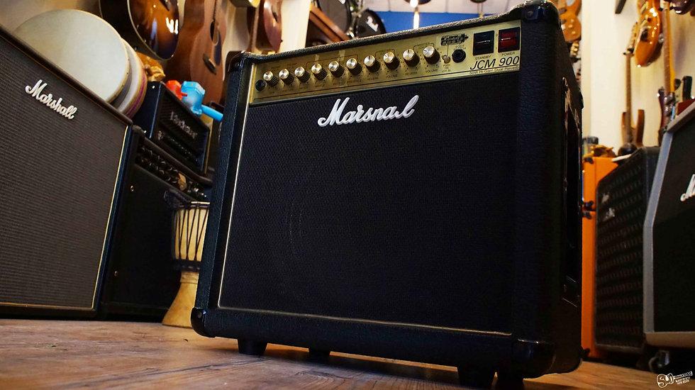Marshall JCM900 50w Hi Gain Dual Reverb Combo | 4501