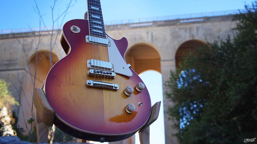 Gibson Les Paul Deluxe | Cherry Sunburst