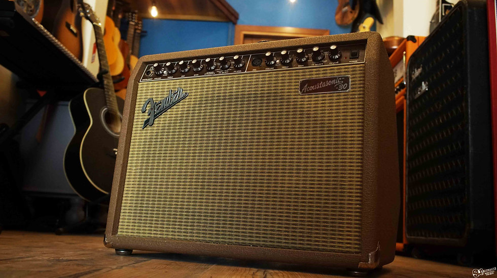 Fender Acoustasonic 30 DSP | Acoustic Guitar Amp