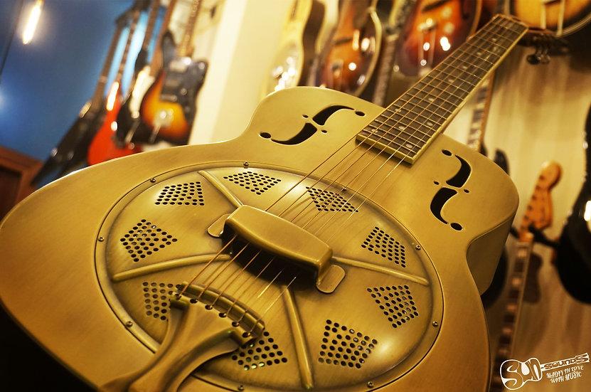 Aiersi Brass Resonator, Guitar