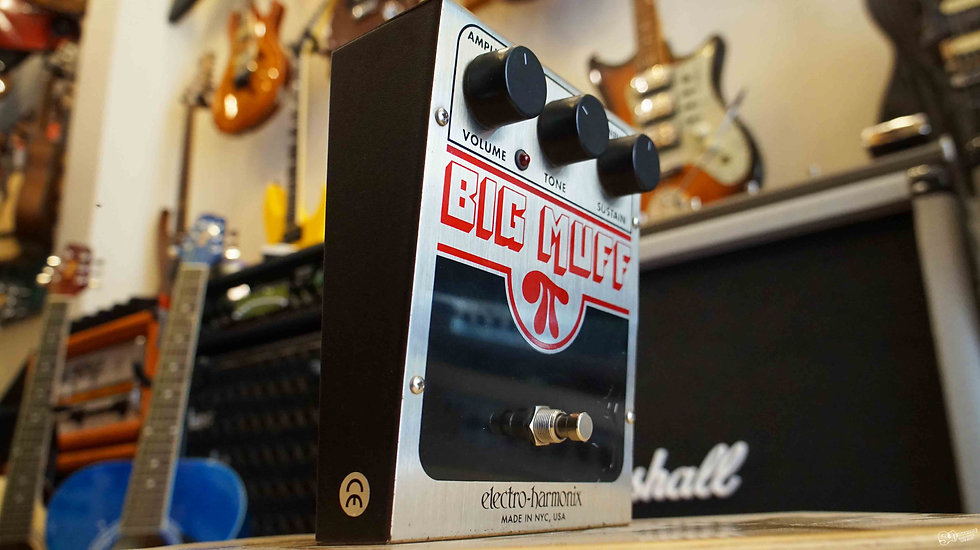 Big Muff Pi | Electro-Harmonix