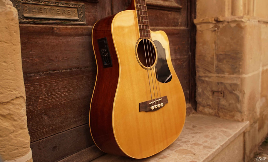 Acoustic Basses | Tanglewood Pearl River