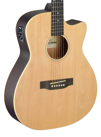 cheap electro acoustic guitar