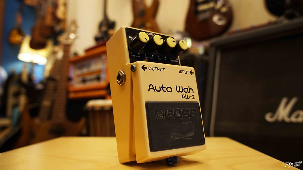 BOSS Auto Wah Pedal | AW-2