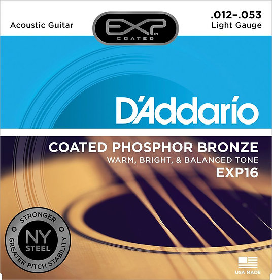 Strings | D'addario EXP16
