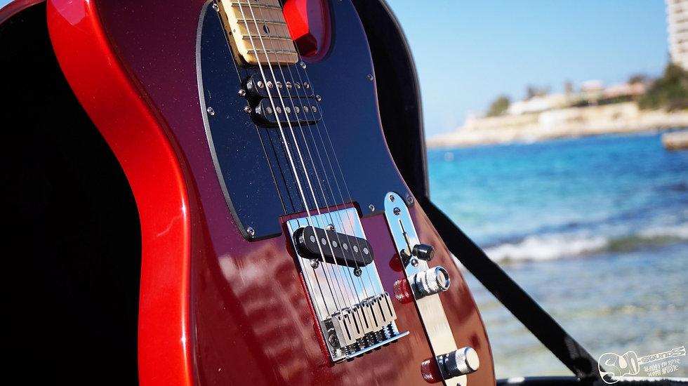 Fender Telecaster USA, Fender Telecaster, Fender Telecaster HS, Fender Malta, Sun-Sounds, Fender Tele USA