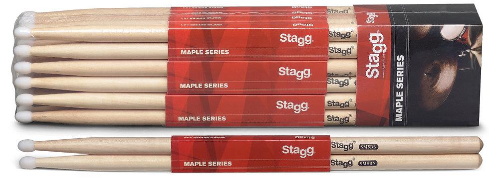 Maple drumsticks nylon tip Malta