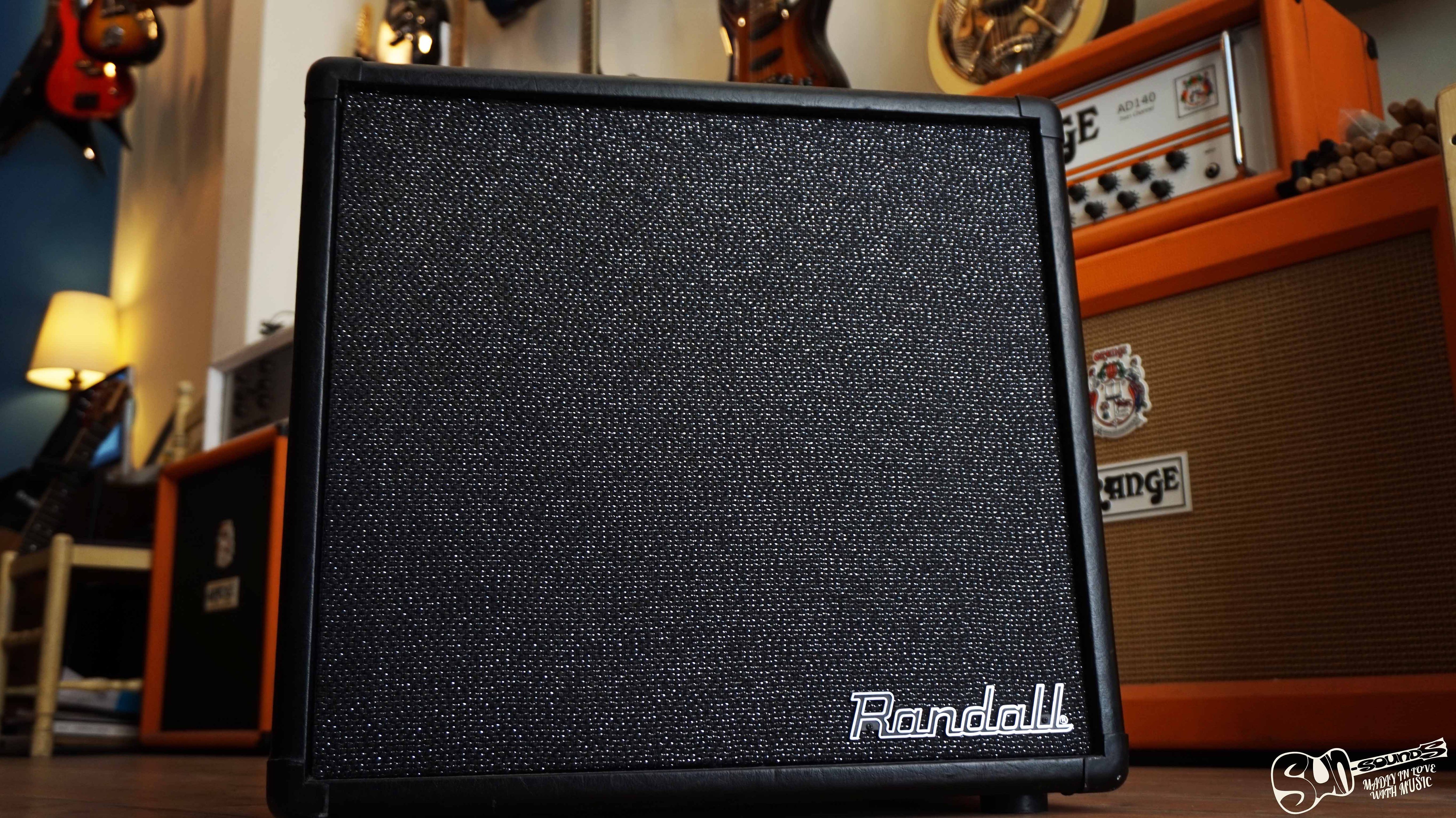 Randall RD112 w/ Vintage 30s