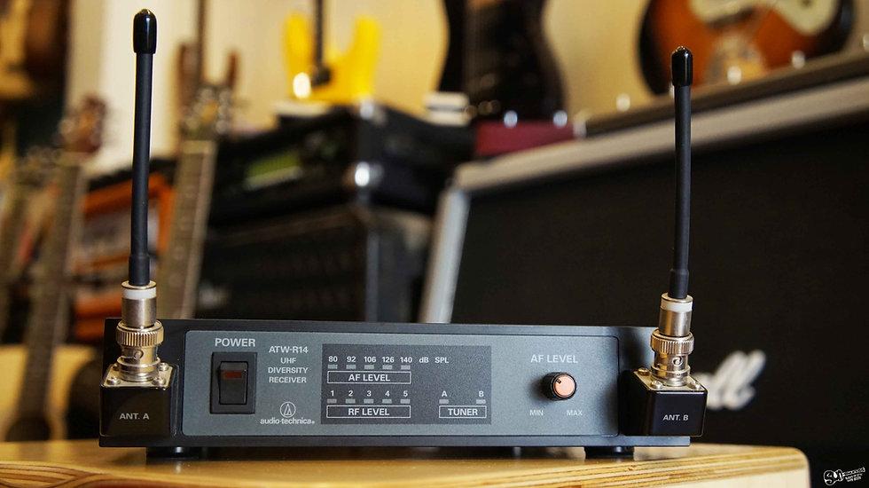 Audio-Technica ATW-R14 | Diversity Receiver